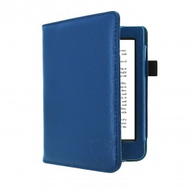 Premium Beschermhoes Kobo Nia Sleep Cover / Hoes Blauw