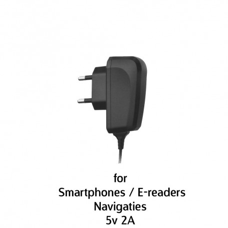 Smartphone / eReader oplader Micro usb lader 2A