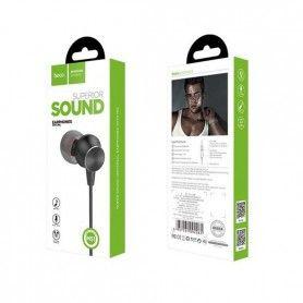 M51 HOCO Superior Sound koptelefoon met microfoon Metallic Zwart